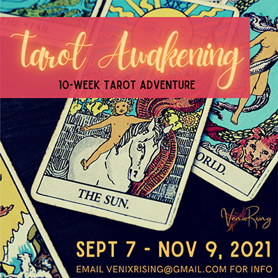 Learn to read tarot online live course